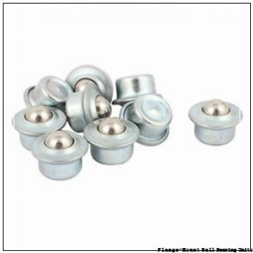 3.0000 in x 5.3125 in x 7.1250 in  Boston Gear (Altra) MBP-3 Flange-Mount Ball Bearing Units