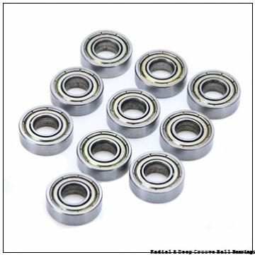 General S8606-88 Radial & Deep Groove Ball Bearings
