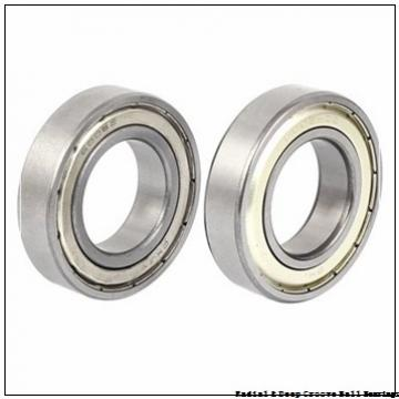 80 mm x 125 mm x 22 mm  FAG 6016-2Z Radial & Deep Groove Ball Bearings