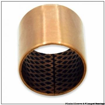 Bunting Bearings, LLC AA180701 Plain Sleeve & Flanged Bearings
