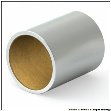 Bunting Bearings, LLC AA121401 Plain Sleeve & Flanged Bearings