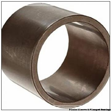 Bunting Bearings, LLC EP152028 Plain Sleeve & Flanged Bearings
