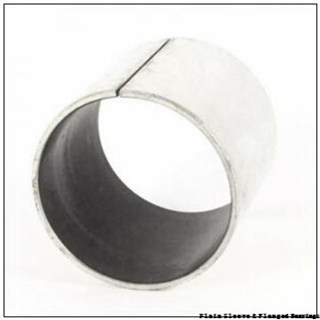 Bunting Bearings, LLC AA043005 Plain Sleeve & Flanged Bearings